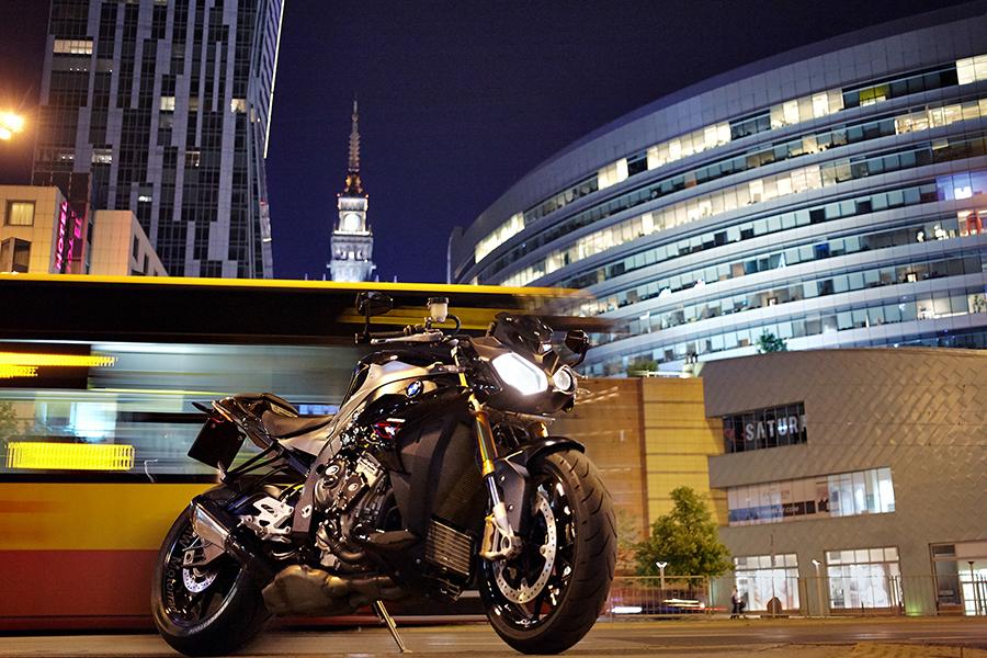 BMW s1000r Warszawa